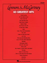 Lennon and McCartney - 60 Greatest Hits - Violin