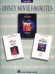 Disney Movie Favorites - Easy Violin
