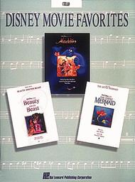 Disney Movie Favorites - Cello