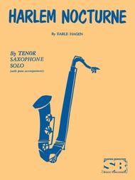Harlem Nocturne (Tenor Saxophone)