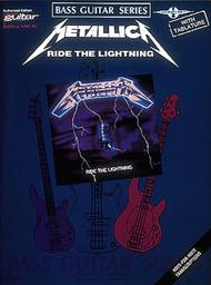 Ride The Lightning - Bass