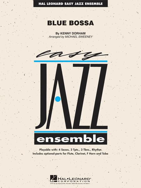 Sheet music: Blue Bossa (Jazz Ensemble)