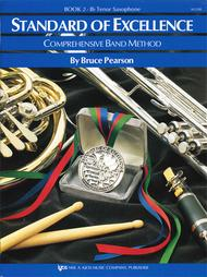Standard of Excellence Book 2, Tenor Sax