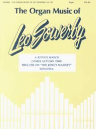 The Organ Music of Leo Sowerby - Volume 2