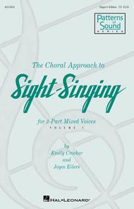 The Choral Approach to Sight-Singing (Vol. I) sheet music