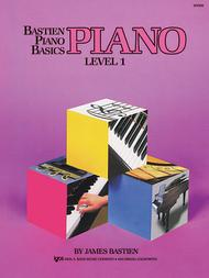 Bastien Piano Basics, Level 1, Piano by James Bastien sheet music