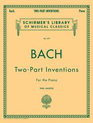 Johann Sebastian Bach  Sheet Music 15 Two-Part Inventions Song Lyrics Guitar Tabs Piano Music Notes Songbook