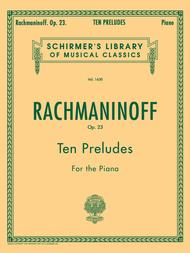 Sergei Rachmaninoff