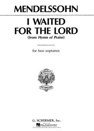 I Waited for the Lord - From Hymn Of Praise