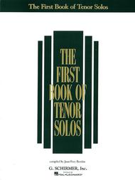 The First Book of Tenor Solos (Book Only)