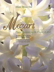 MOZART Quintet for Piano and Winds in E-flat major, KV452