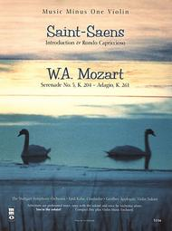 Saint-Saens - Introduction and Rondo Capriccioso and Mozart - Serenade No. 5, K204 and Adagio K261