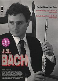 J.S. Bach - Brandenburg Concerti Nos. 4 and 5