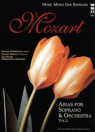 Mozart - Opera Arias for Soprano And Orchestra, Vol. 2