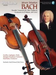 "Johann Sebastian Bach: Violin Concerto in D Minor, BWV 1043 (""Double Concerto"") - Music Minus One"