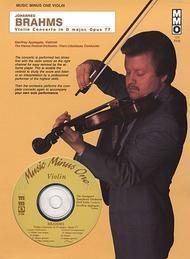 BRAHMS Violin Concerto in D major, op. 77