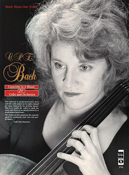 C.P.E. BACH Violoncello Concerto in A minor, Wq170/H432