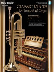 Classic Pieces for Trumpet & Organ - Music Minus One