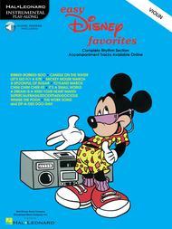 Easy Disney Favorites - Violin