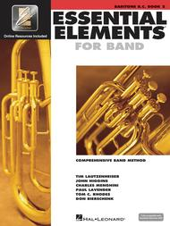 Essential Elements for Band - Book 2 with EEi (Baritone B.C.) sheet music