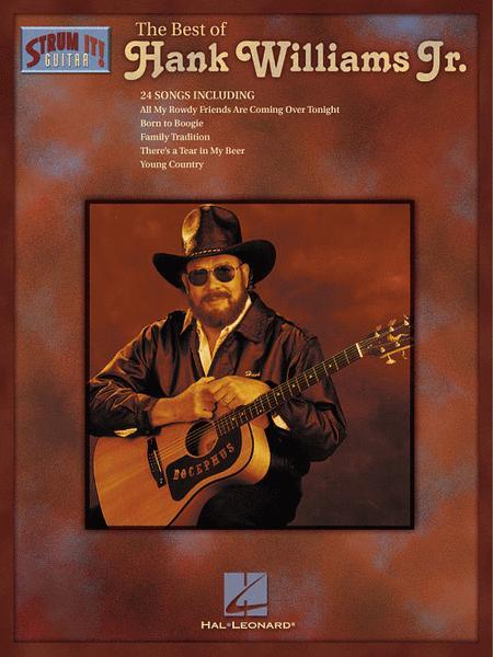 The Best Of Hank Williams Jr. Sheet Music By Hank Williams Jr ...