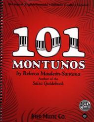 Rebeca Mauleon  Sheet Music 101 Montunos Song Lyrics Guitar Tabs Piano Music Notes Songbook
