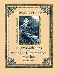 Enigma Variations and Pomp and Circumstance Marches Nos. 1-4 sheet music