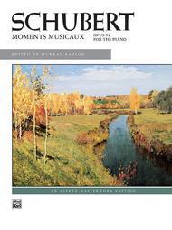 Schubert -- Moments Musicaux, Op. 94