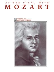 At the Piano with Mozart sheet music