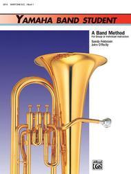 Yamaha Band Student, Book 1 sheet music