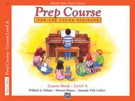 Alfred's Basic Piano Prep Course Lesson Book, Book A by Willard A. Palmer sheet music