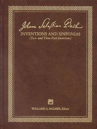 Bach -- 2 and 3 Part Inventions