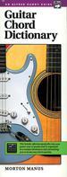 Guitar Chord Dictionary (handy Guide)