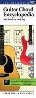 Guitar Chord Encyclopedia (handy Guide)