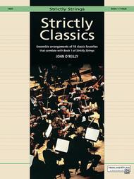 Strictly Classics, Book 1: Violin Sheet Music: John O'reilly
