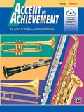 Accent on Achievement, Book 1 (Flute)
