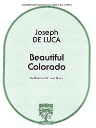 Beautiful Colorado sheet music