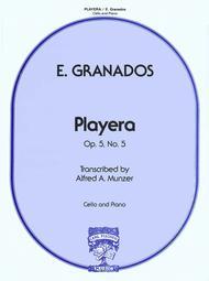 Playera Sheet Music