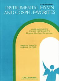 Instrumental Hymn And Gospel Favorites sheet music