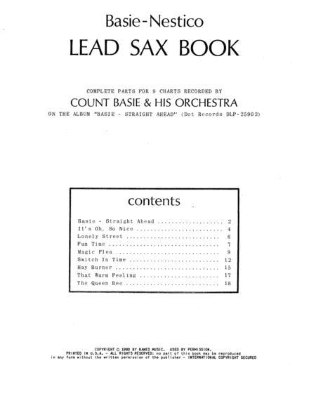 BASIE NESTICO LEAD TRUMPET BOOK PDF
