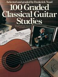Sheet Music 100 Graded Classical Guitar Studies Song Lyrics Guitar Tabs Piano Music Notes Songbook