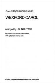 Wexford Carol sheet music