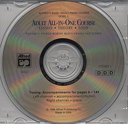 Adult alfreds basic book course lesson level one piano