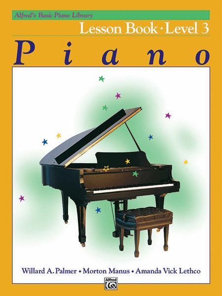 Alfred Basic Adult Piano Lesson Level 3 Accompaniment CD