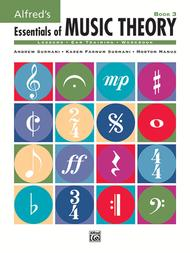 Alfred's Essentials of Music Theory, Book 3 Sheet Music