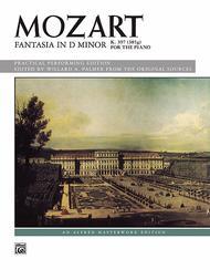 Fantasia in D minor, K. 397