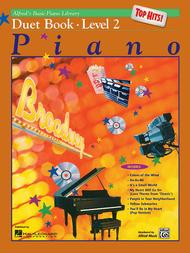Alfred's Basic Piano Course - Top Hits! Duet Book, Book 2 sheet music