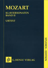 Piano Sonatas - Volume II