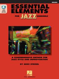 Essential Elements for Jazz Ensemble (Drums) sheet music