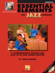 Essential Elements for Jazz Ensemble (Conductor) sheet music